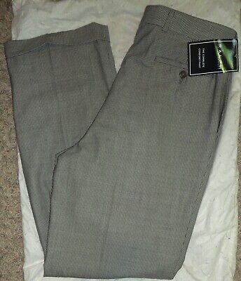 POLO RALPH LAUREN Men COMPLETE COMFORT WOOL/LYCRA DRESS PANTS/Slack~Size 33 x 31