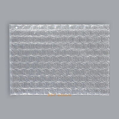 """100 Bubble Packing Envelope Cushioning Pouch Bag 2.5"""" x 3""""_65 x 75mm Small Size"""