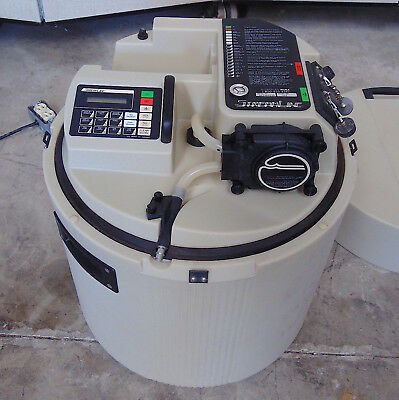 Sigma Streamline B702 Water Sampler  Good Cosmetic Condition H91x