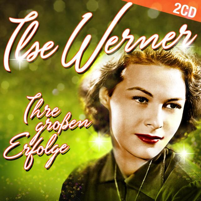CD Ilse Werner Ihre grossen Erfolge   2CDs
