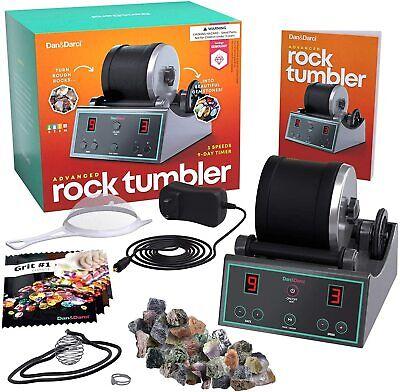 Dan & Darci Advanced Rock Tumbler Kit