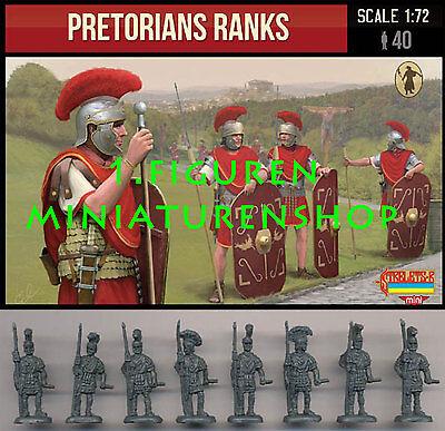 1:72 FIGUREN M108 PRETORIANS RANKS - STRELETS