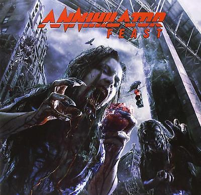 Annihilator 'Feast' Vinyl - NEW