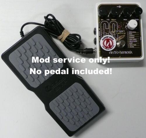 Mod Service Only (No Pedal) Electro-Harmonix C9 Organ Machine Guitar Effects