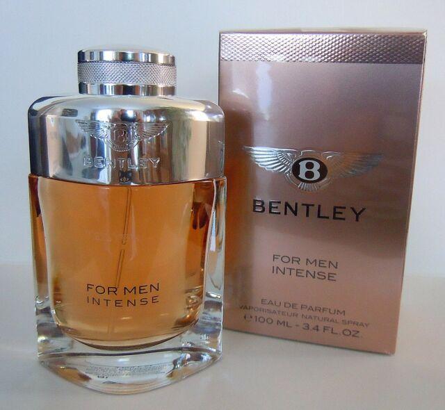 BENTLEY MEN INTENSE EdT 100ml  Eau de Parfum NEU OVP 3.4. Fl. oz new, sealed