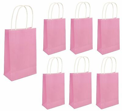 PARTY BAGS BABY PINK Baby Shower Kids Girls Birthday Favors  Hen Goodies Gift UK](Halloween Party Favors Uk)