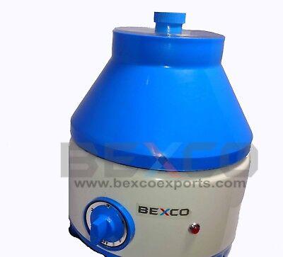 Blood Centrifuge Machine 220 V 3500 Rpm 5 Step Speed Regulator Bexco Free Ship