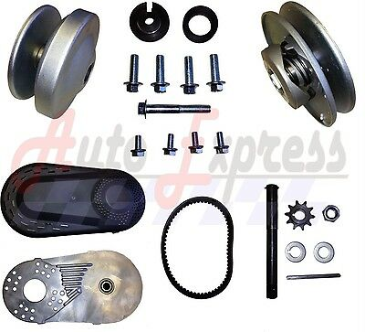 Go Kart Torque Converter Kit Cvt Clutch 1  Comet Tav2 30 75 6  Driven 10T  40 41