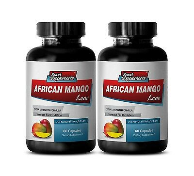 Extreme Fat Burner 90 - African Mango Complex 1200mg - Acai Extract Caps 2B