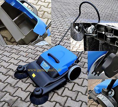 Nilfisk Alto Handgeführte Kehrmaschine Floortec 4