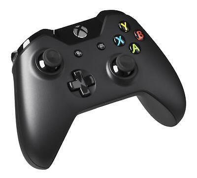 Xbox One Wireless Controller Black - 1537-IL - OpenBox