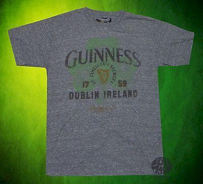 New Guinness Lager Beer Dublin Ireland Vintage Mens T Shirt
