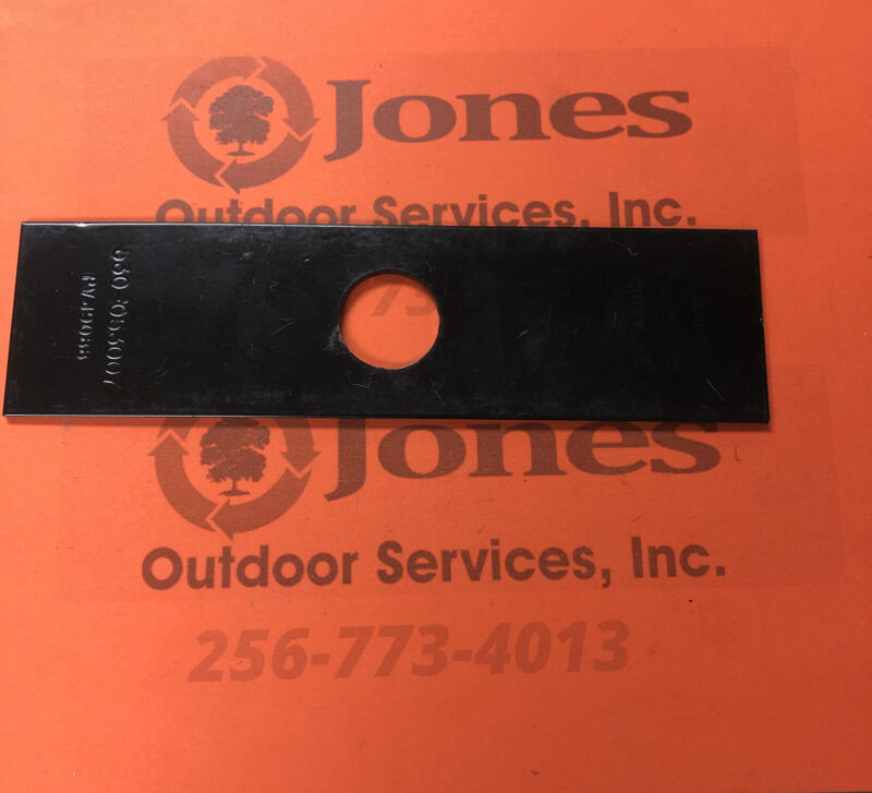 Husqvarna part # 530053007 Replacement Line Trimmer Cutting/Edger Blade 7.5-in