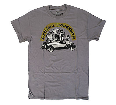 Warehouse 13 Artifact Roadshow Mens T Shirt