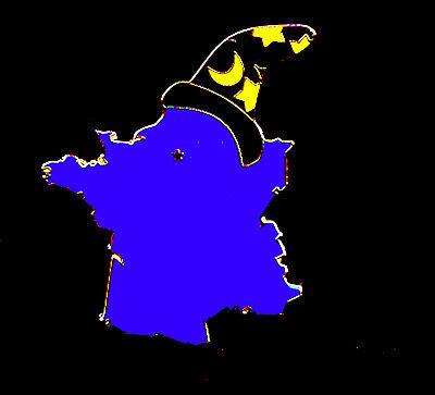Disney Fantasy pin FRANCE DISNEYLAND PARIS UNDER THE SORCERER HAT PARIS
