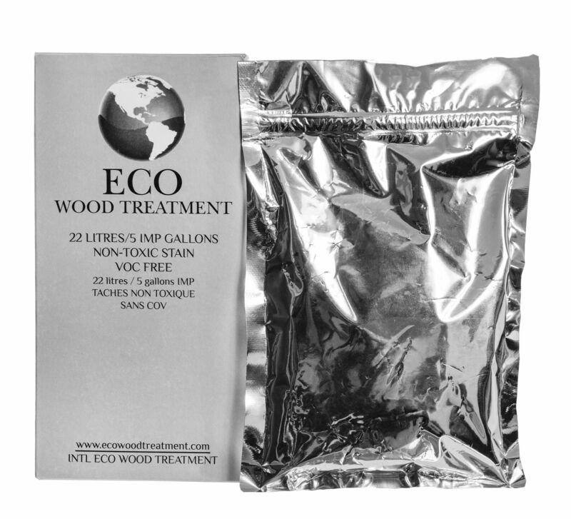 Eco Wood Treatment 5 Gallon