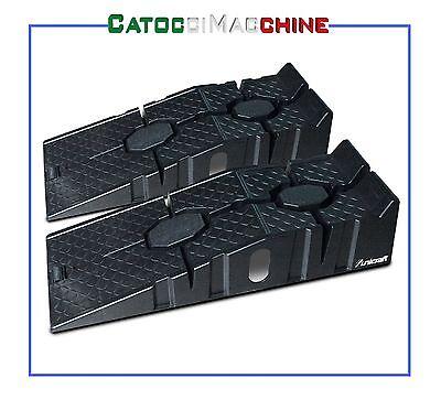 Rampas de Carga para Coche en Plástico Kr Capacidad 2,5 T Unikraft
