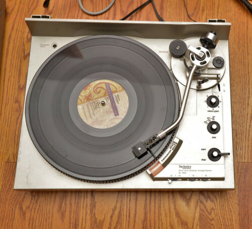 Technics SL-1950 Turntable Ortofon FF 10XE Cartridge #2