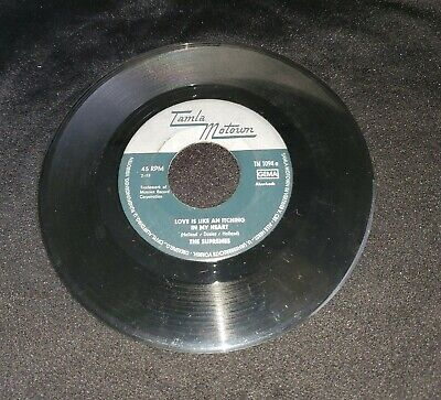 He's All I Got/Love is Like an Itching in My Heart The Supremes 45 Rpm