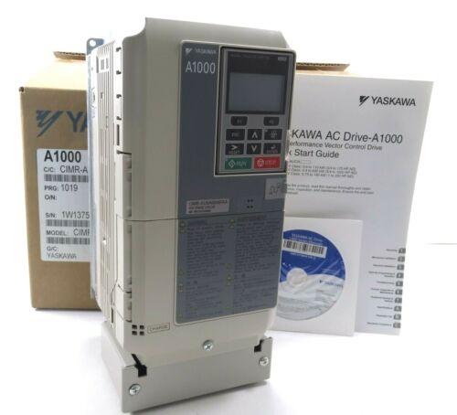 Yaskawa CIMR-AU5A0004FAA A1000 Series Drive