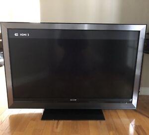 Older Sony TV - 52 Inch