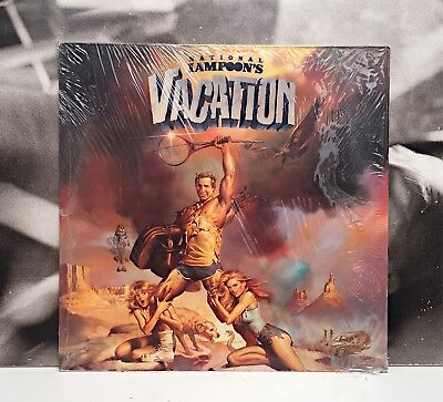 National Lampoon's Vacation-Soundtrack OST LP EX +/M ...