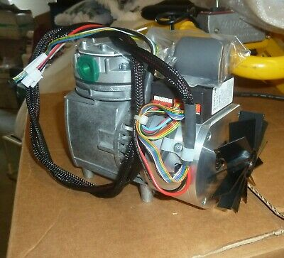 Knf Neuberger Pu3014-n022 Diaphragm Vacuum Pump 1 Litermin 90psig
