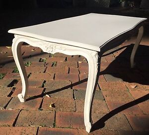 French provincial / shabby chic coffee table Pymble Ku-ring-gai Area Preview