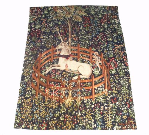 The Captive Unicorn Tapestry