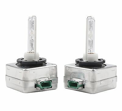 Set2 D3SD3CD3R HID Xenon Bulb Replace Factory HID Headlight Pair 6000K White