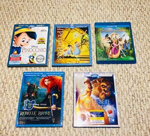 Dvd Disney bluray