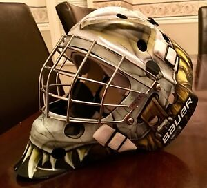 Goalie Mask - Jr. Bauer NME3