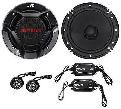 Pair JVC CS-DR600C 720 Watt 6.5