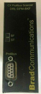 Bradcommunication Cx Profibus Scanner Card Drl-dpm-bkf