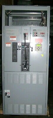 Asco 1600 Amp Automatic Transfer Switch Bypass 480y277v G7actba31600n5xc