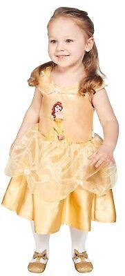Baby Mädchen Kleinkind disney prinzessin belle Film Buch Tag Kostüm Verkleidung
