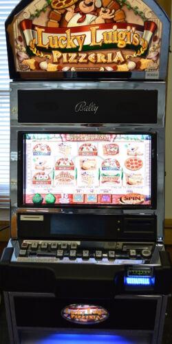 """BALLY ALPHA M9000 """"LUCKY LUIGI"""