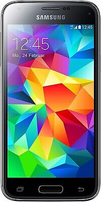 Samsung Galaxy S5 mini Charcoal Black - Gut Android smartphone ohne Vertrag