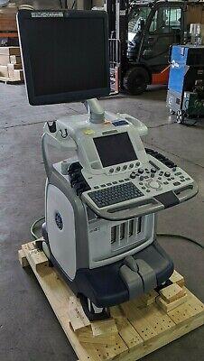 Ge Logiq E9 Ultrasound Machine System
