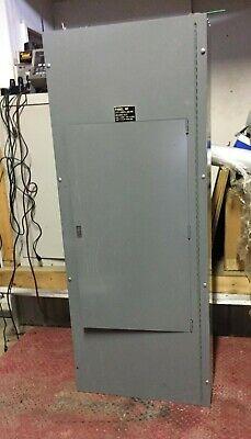 1 Used Square D Hc2665tshrwmd 1 Enclosure Ser. E1 W Hcn I-line Panel Board