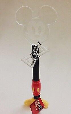 Disney Mickeys 90th Birthday Anniversary Color Light Up LED Wand