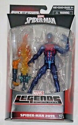 MARVEL LEGENDS SPIDER-MAN INFINITE SPIDER-MAN 2099 FIGURE ACTION SPIDER-MAN 2099