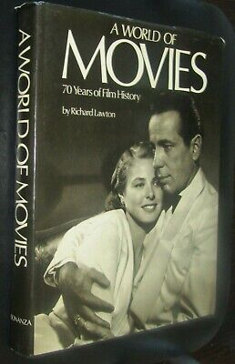 World of Movies by Outlet Book Company Staff (1974, Hardcover)](Party World Outlet)