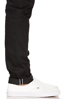 Men's Simon Miller M001 Macon Black Raw 13oz Japanese Selvedge Denim Size 32