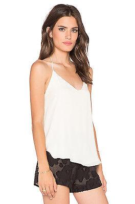 Haute Hippie  Halter Silk Camisole Tank Top  Blouse  $245.00  Size XS