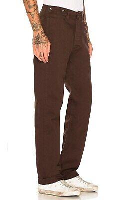 $240 Levi's LVC Vintage Clothing 1920's Coffee Bean Chinos 31x31 nwt 19200 - 1920s Mens Clothing