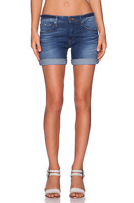 NEW Womens Stunning True Religion Crystal Spring Dr Nu Boy Slim Short Sz 25 AU 7