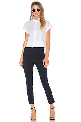New $295 Rag & Bone Simone Skinny Pant in Salute (Navy) sz 4