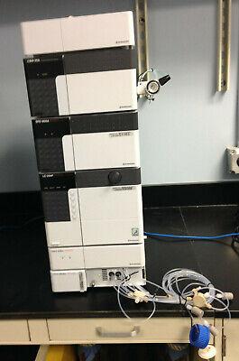 Shimadzu Hplc Chromotography System
