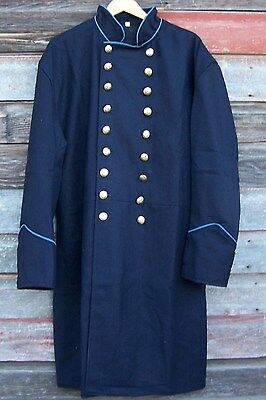 Civil war union federal infantry double breasted frock coat   52